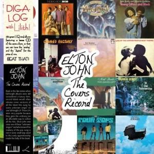 Elton John - The Covers Record (LP+CD)