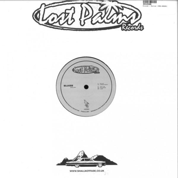 Eluize - Eolian EP (Back)