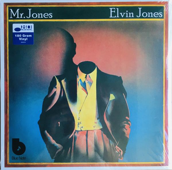 Elvin Jones - Mr. Jones (180g Reissue)