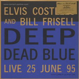 Elvis Costello and Bill Frisell - Deep Dead Blue (Live At Meltdown)