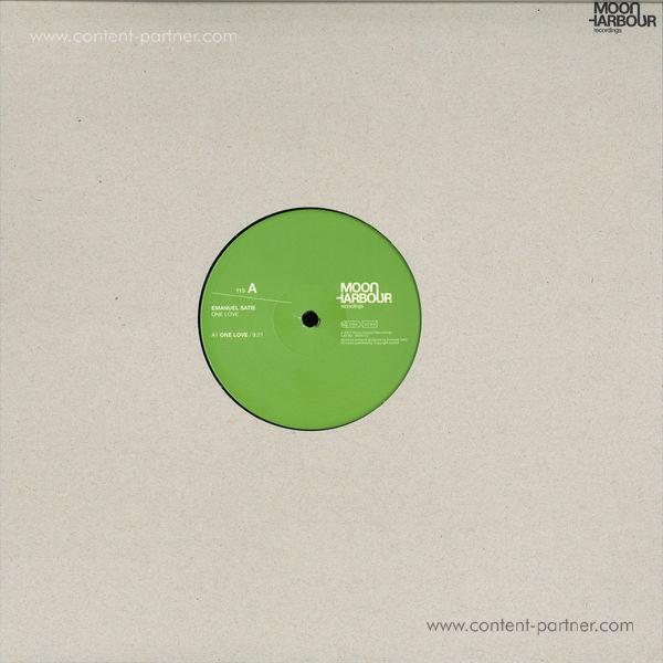 Emanuel Satie - One Love (Back)