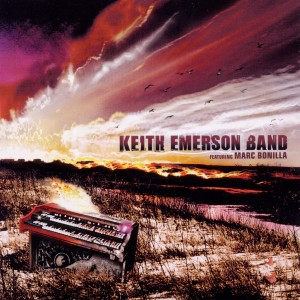 Emerson,Keith - 2In1-Keith Emerson Band & Moscow