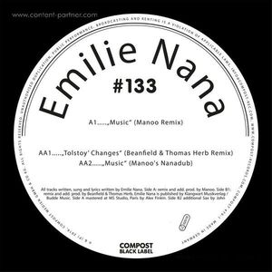 Emilie Nana - Compost Black Label 133