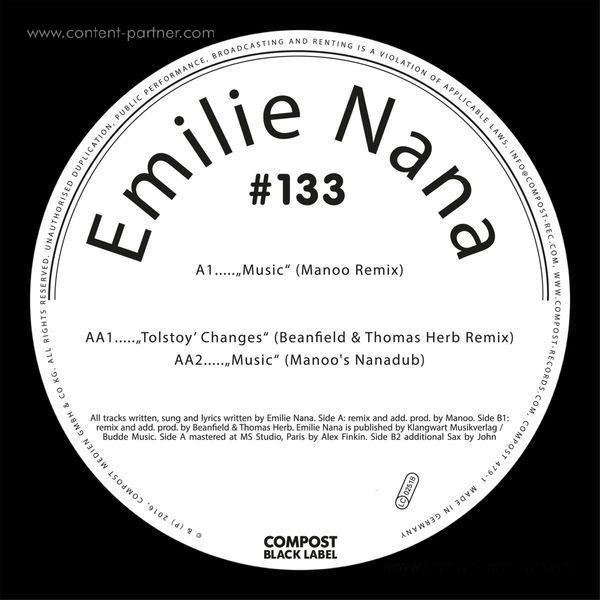 Emilie Nana - Compost Black Label 133