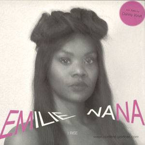 Emilie Nana - I Rise EP (Danny Krivit Edits)