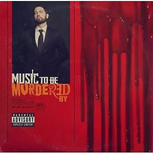 Eminem - Music to Be Murdered By (Black Smoke 2LP)