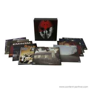 Eminem - The Vinyl LPs (Limited 20 LP-Box)