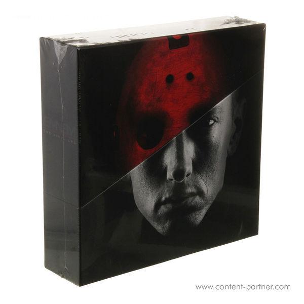 Eminem - The Vinyl LPs (Limited 20 LP-Box) (Back)