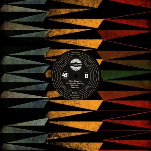 Emma-Jean Thackray / Makaya McCraven - Too Shy / Run Dem (Gilles Peterson Edit) (Back)