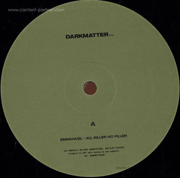 Emmanuel - All Killer No Filler