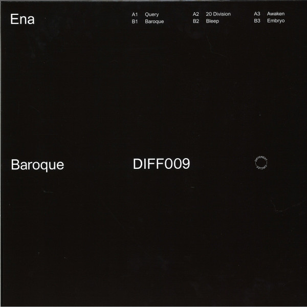 Ena - Baroque (Back)