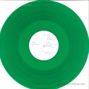Enei - Wolfpack Ep (Black Vinyl)