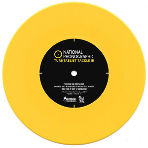Eni-Less, Mike Redman, Dj Optimus - National Phonographic - Turntablist Tackle 3