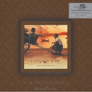 Ennio Morricone - City Of Joy (OST) (Ltd. Clear Vinyl)