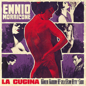 Ennio Morricone - La Cugina (Coloured LP)