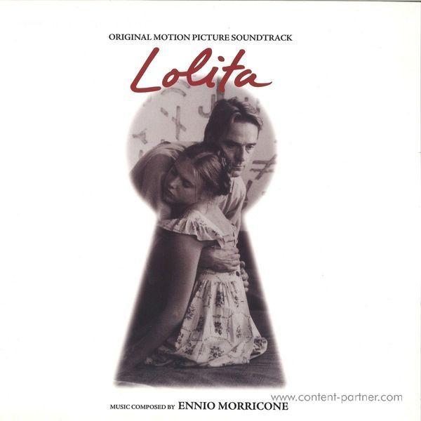 Ennio Morricone - Lolita OST (Back)