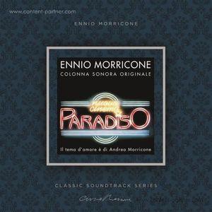 Ennio Morricone - Nuovo Cinema Oaradiso (OST) (Ltd. Clear Vinyl)