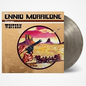 Ennio Morricone - Western Themes (Gun-Smoke Coloured Vinyl 2LP)