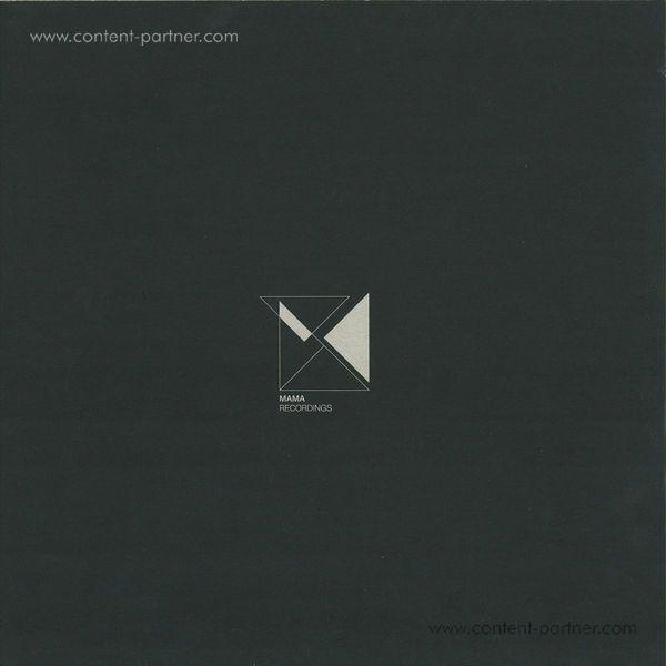 Enrico Sedda - Natural Delay (Vinyl Only 180 gr.) (Back)