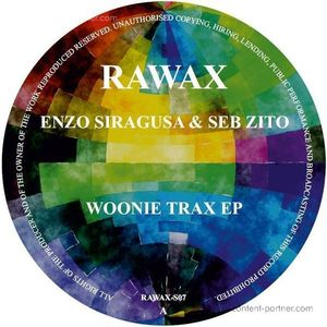 Enzo Siragusa & Seb Zito - Woonie Trax Ep