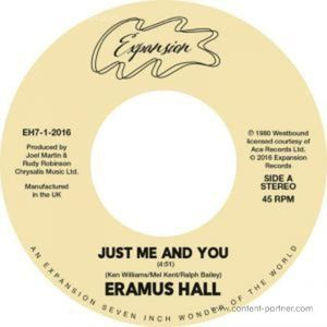 Erasmus Hall - Just Me And You / Your Love Is My Desire