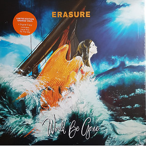 Erasure - World Be Gone (Ltd. orange Vinyl)