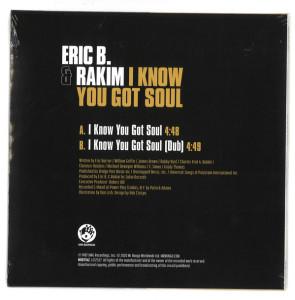 Eric B. & Rakim - I Know You Got Soul (7