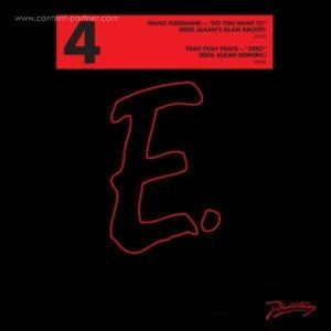 Erol Alkan - Reworks Volume 1 12#4