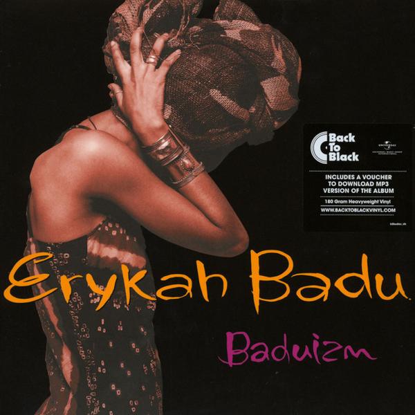 Erykah Badu - Baduizm (2LP Back To Black Edition)