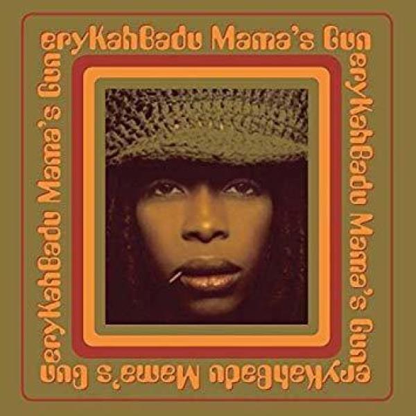 Erykah Badu - Mama's Gun (2LP, Back To Black Edition)