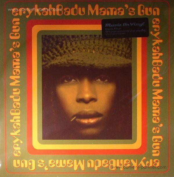 Erykah Badu - Mama's Gun (2LP Re-Issue)
