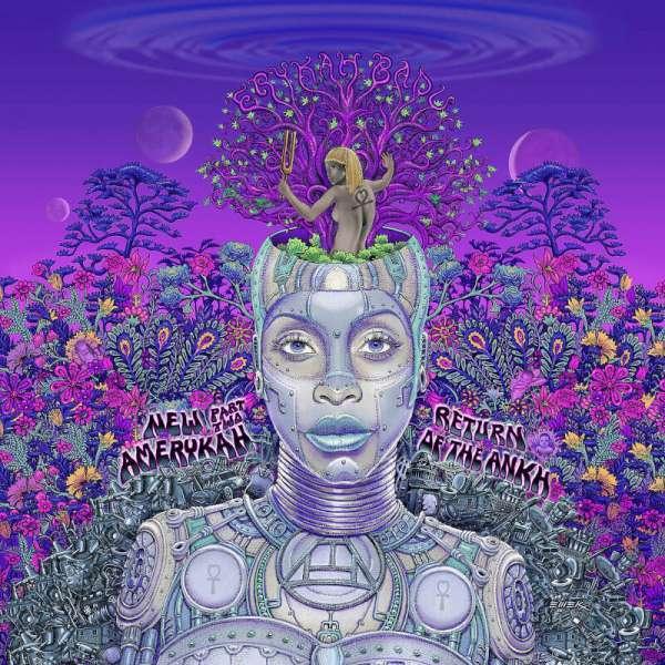 Erykah Badu - New Amerykah Part Two (Opaque Violet 2LP)