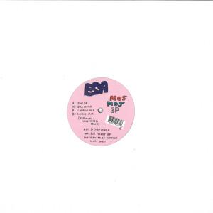 Esa - Mos Mos EP (Back)