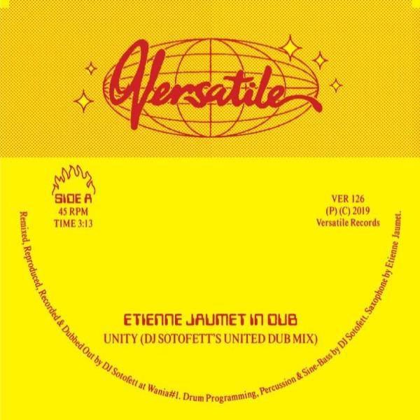 Etienne Jaumet - Etienne Jaumet in Dub Part 1 (DJ Sotofett / I:Cube
