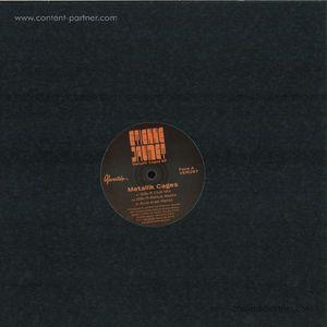Etienne Jaumet - Metallik Cages Ep Acid Arab, Gilbyr Rmx