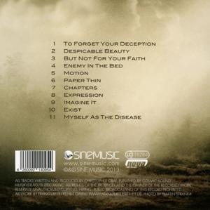 Evadez - Fractured (Back)