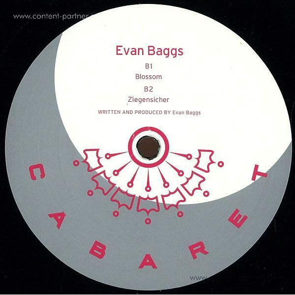 Evan Baggs - Not A Story (Vinyl Only)