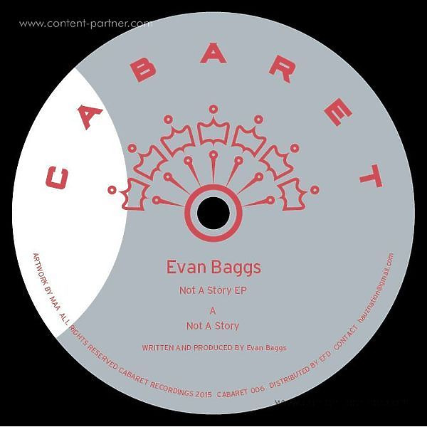 Evan Baggs - Not A Story (Vinyl Only) (Back)