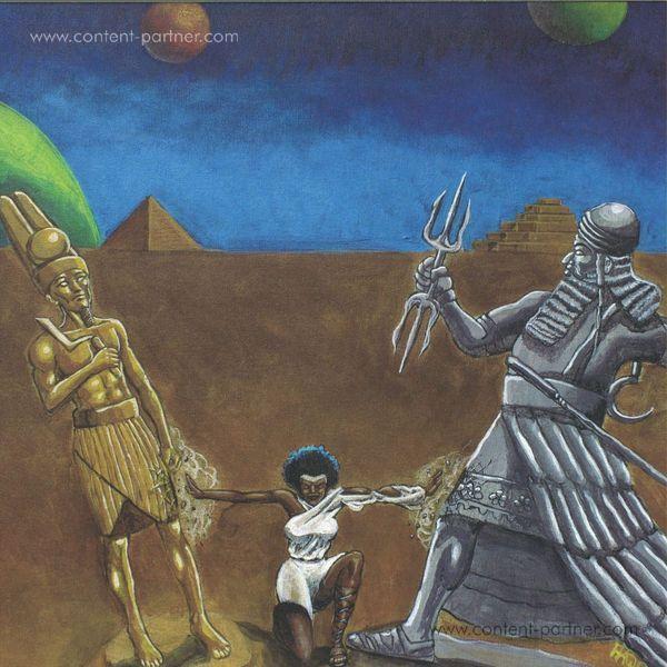 Exterminador - The Slave Gods EP