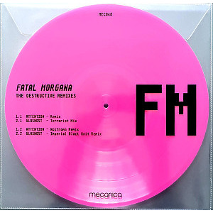 FATAL MORGANA - THE DESTRUCTIVE REMIXES 12