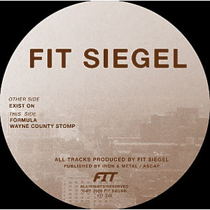 FIT Siegel - Foruma EP
