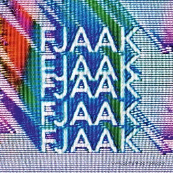 FJAAK - FJAAK (2LP)