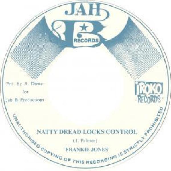FRANKIE JONES - NATTY DREAD LOCKS CONTROL