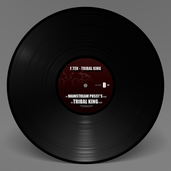 F.Tek - Tribal King (Back)