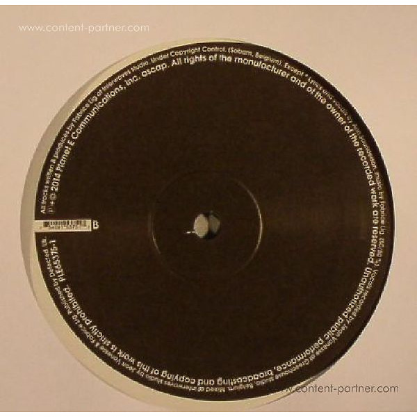Fabrice Lig - No Judgment Feat. Ann Saunderson (Back)