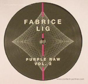 Fabrice Lig - Purple Raw, Vol. 2