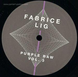 Fabrice Lig - Purple Raw Vol. 3