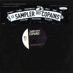 Faces Records - Le Sampler Des Copains