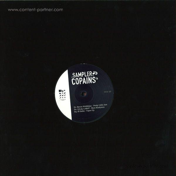 Faces Records - Le Sampler Des Copains (Back)