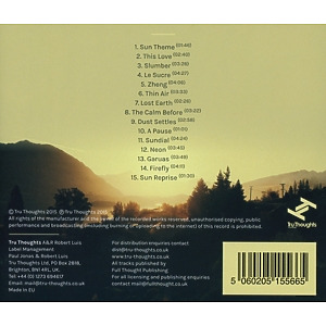 Faith,Jonny - Sundial (Back)